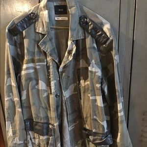 Camo jacket from Urban Outfitters